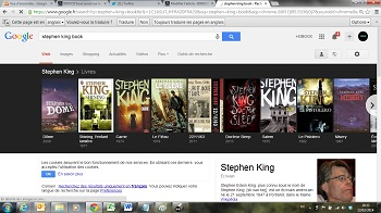 Quand Google met en avant les livres dans les résultats de recherche