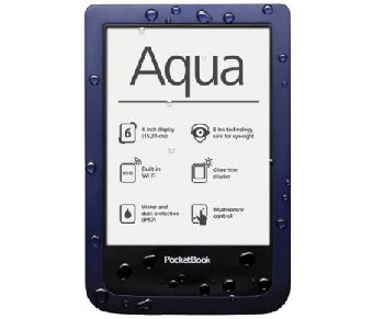 PocketBook Aqua ebooks IDBOOX