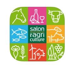 Salon de l agriculture t l chargez l 39 application d 39 aide la visite idboox - Salon de l agriculture 2014 dates ...