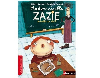 theorie du genre bibliothèques mademoiselle zazie IDBOOX