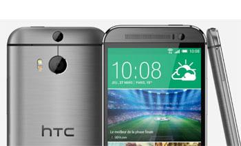 HTC One M8s promo
