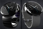 iWatch ronde comme Moto 360