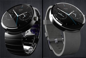 Android Wear Moto 360 smartwatch IDBOOX