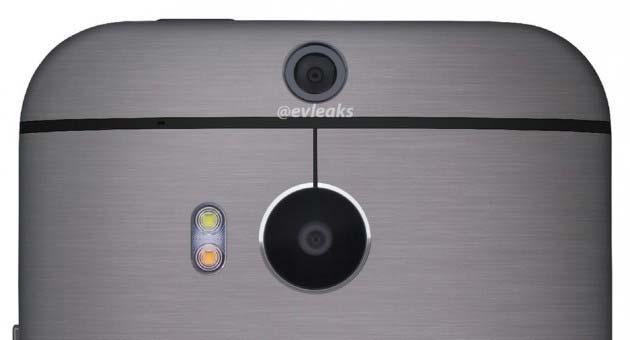 HTC One 2014 double caméra IDBOOX