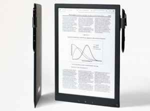 Sony-Digital-Reader-papier-numerique