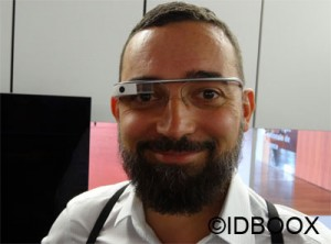 Google Glass dispo France