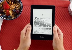 Kindle Paperwhite Amazon Promo liseuse ebook IDBOOX