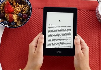 Bon Plan - Kindle Paperwhite 3G liseuse reconditionnée 119