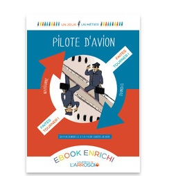 pilote d avion ebook enfant IDBOOX
