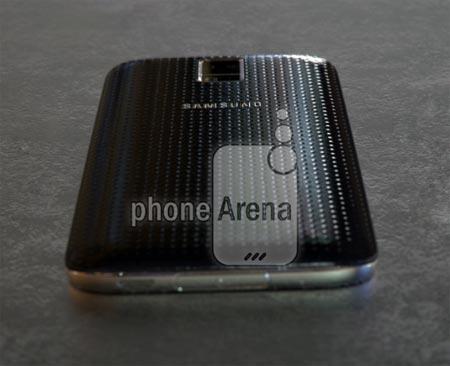 Galaxy S5 Prime premières photos