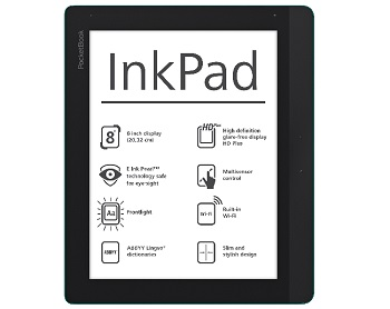 Inkpad Pocketbook liseuse ebooks IDBOOX