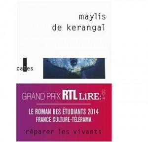 Maylis de Kerangal Reparer les vivants prix Orange livre numerique IDBOOX