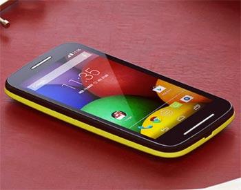 Motorola Moto E Bon plan