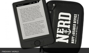 Nerd ebooks liseuse IDBOOX