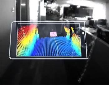 Projet Tango : Google concocterait une tablette 3D (vidéo)