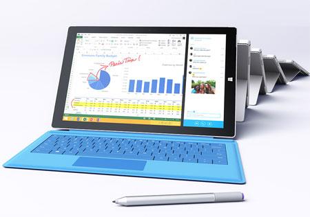 Microsoft prépare Surface Pro 4