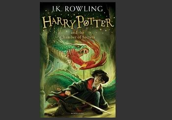 La nouvelle couverture de harry potter et la chambre des - Harry potter et la chambre des secrets ebook gratuit ...