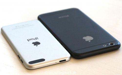 iPhone 6 Ventes plus fortes que iPhone 5S