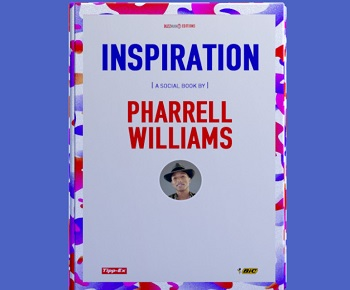 pharrell williams livre social Inspiration IDBOOX