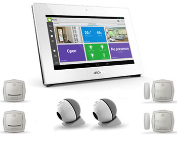 smart home le kit domotique sign archos vid o idboox. Black Bedroom Furniture Sets. Home Design Ideas