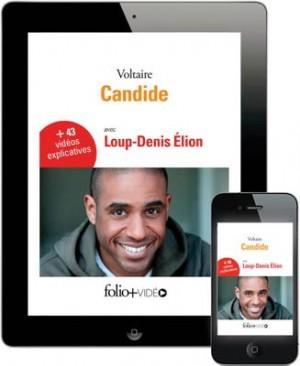Candide Folio + vidéo Gallimard