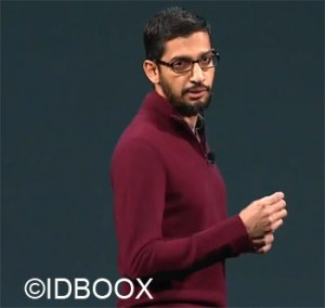 Sundar Pichai Android Pay