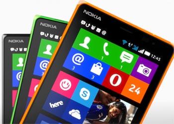 Nokia X2 sous Android avec Microsoft (vidéo)