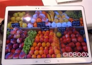 Samsung Galaxy Tab S 2 caractérisitqes