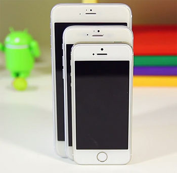 iPhone 6S Apple commande 90 millions à ses fournisseurs