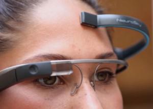 Google Glass appli MindRDR contrôle par pensée