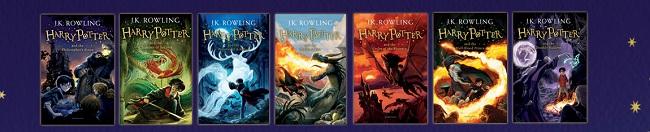 Harry potter 7 nouvelles couvertures IDBOOX
