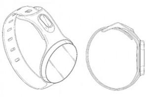 Samsung smartwatch ronde