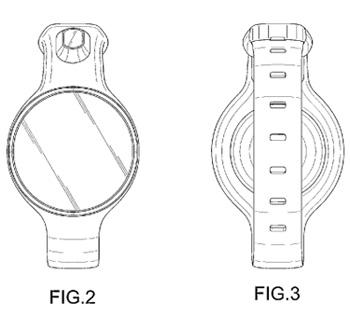 Smartwatch-ronde-Samsung-brevet