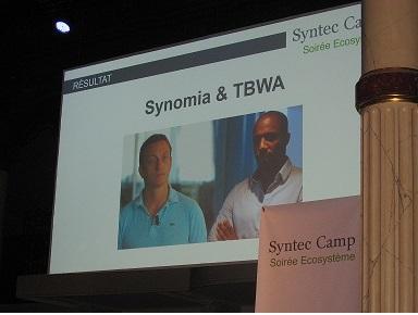 Syntec camp numerique IDBOOX