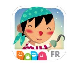 1000 aventures dada companu appli enfants IDBOOX