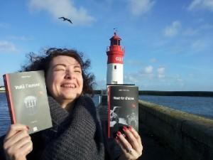 Estelle Taburiaux editions rouge sang tribune libre IDBOOX