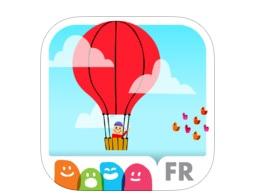 appli transports enfants dada company IDBOOX