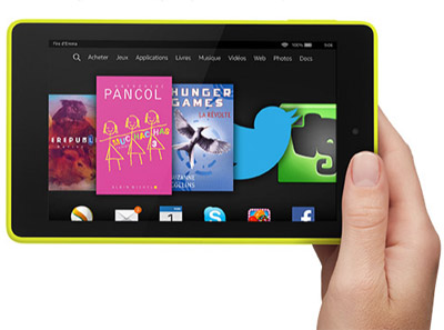 Promo Tablette Fire HD6 IDBOOX