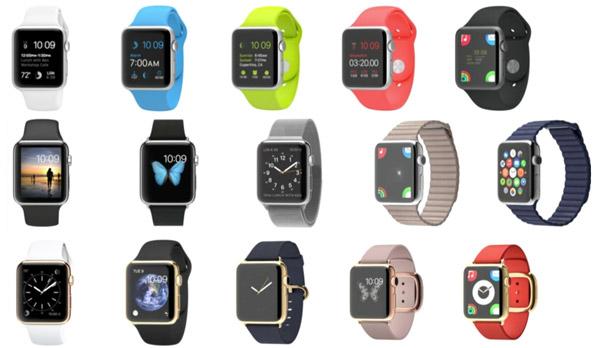 Apple Watch les dernières infos