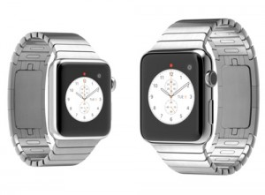 Apple Watch en production en 2015