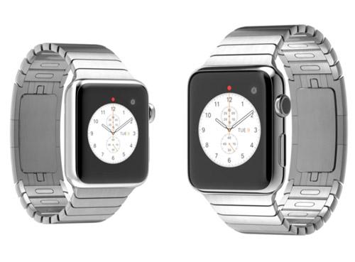Apple Watch production de masse en janvier