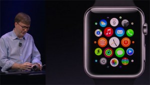 Apple-Watch-interface