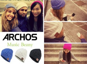 Archos-Music-Beany-bonnet-connecte