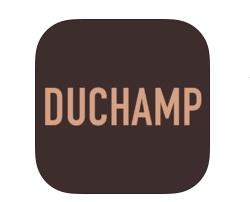Exposition Marcel Duchamp Beaubourg Appli IDBOOX