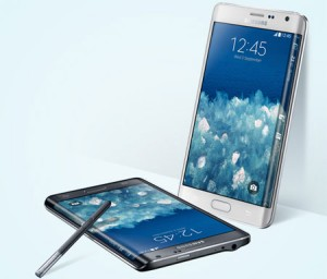 Samsung Galaxy Note Edge sort en France