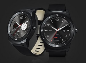 LG G Watch R en France en novembre
