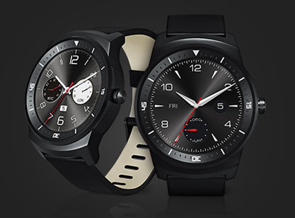 LG G Watch R smartwatch Promo