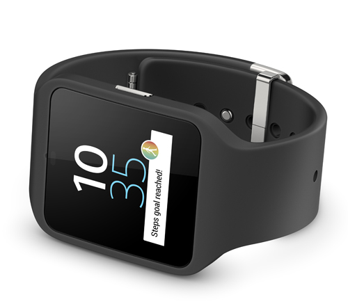 Android Wear Sony smartwatch 3 Promo