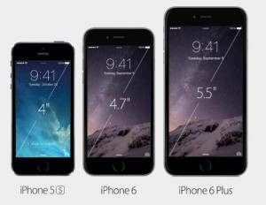iPhone 6 infographie