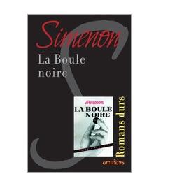 la boule noire Simenon ebook IDBOOX
